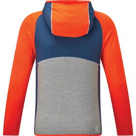 Dare 2b Hasty Core Stretch Giacca Bambino, blaze orange/dark denim